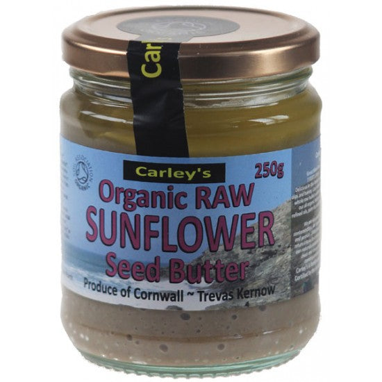 Raw Sunflower Seed Butter Organic