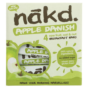 Apple Danish Multipack Bar