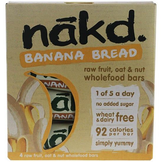 Banana Bread MULTIPACK  Bar
