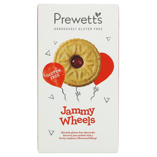 Jammy Wheels Gluten Free