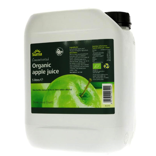 Apple Juice Concentrate  Organic PRE ORDER REQ'D