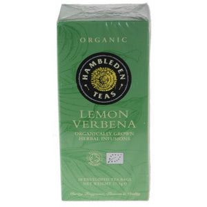 Lemon Verbena Tea Organic