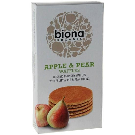 Apple & Pear Waffles Organic