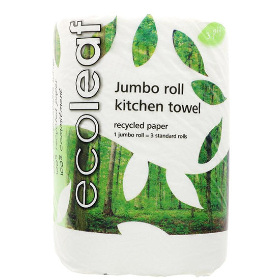 Recycled Kitchen Roll Jumbo