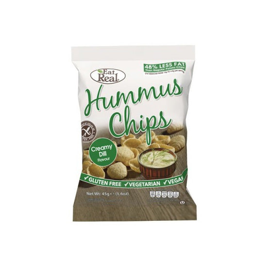 Hummus Creamy Dill Chips