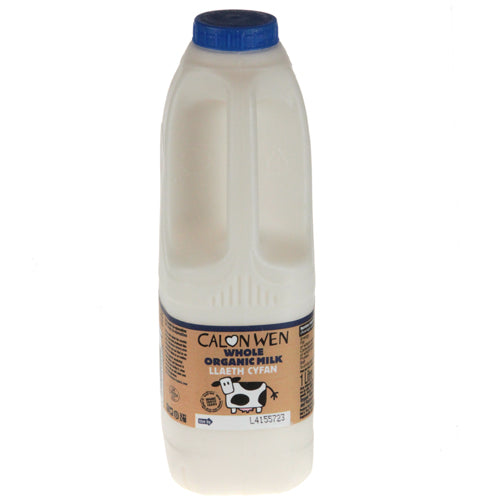Milk full fat Organic