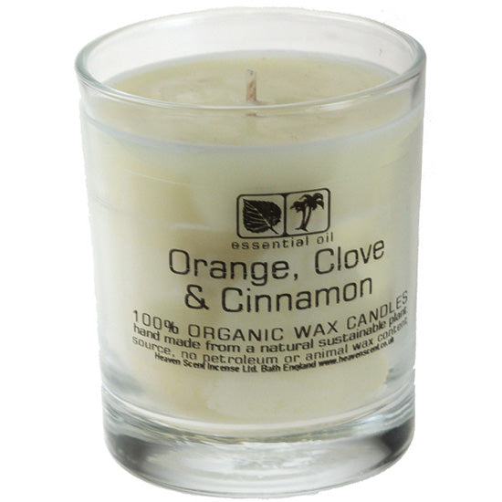 Orange & Clove Aromapot Candle