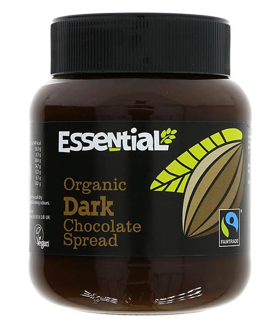 Dark Chocolate Spread Organic Dairy Free