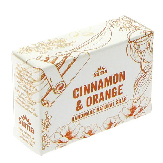 Cinnamon & Orange Handmade Soap