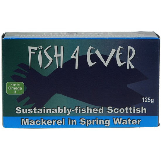 Mackerel in Spring Water