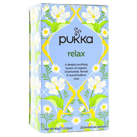 Relax soothing Tea Organic