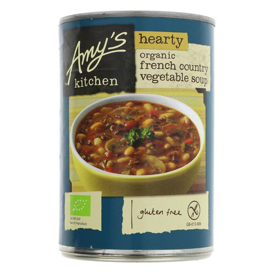 French Vegetable Soup Organic