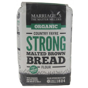 Country Fayre Strong Malted Brown Flour