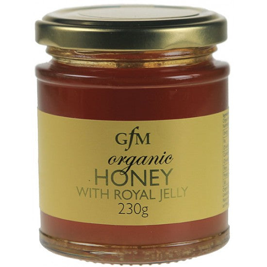 Honey & Royal Jelly clear Organic