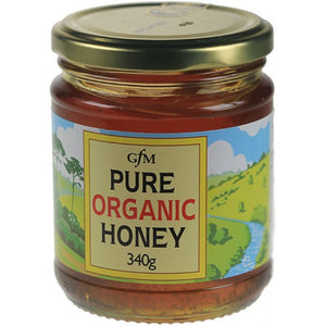 Pure Honey clear Organic