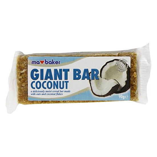 Coconut Giant flapjack