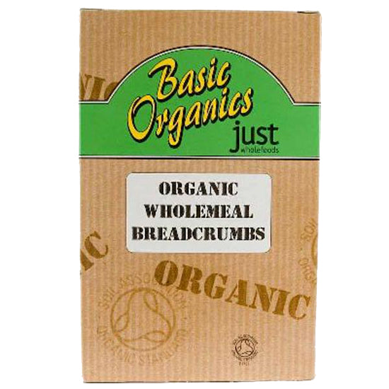 Wholemeal Breadcrumbs Organic