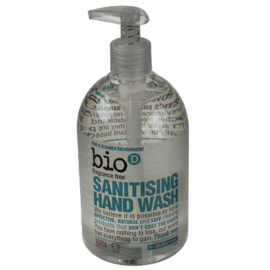 Liquid Handwash Fragrance Free