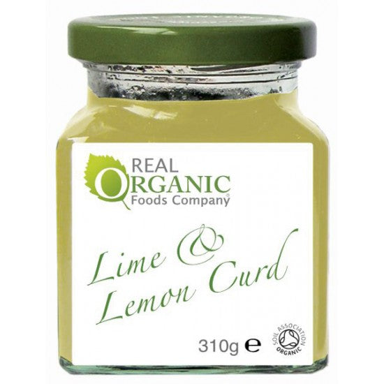 Lemon & Lime Curd Organic