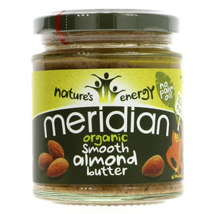 Almond Butter Smooth Organic