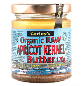 Raw Apricot Kernal Butter Organic