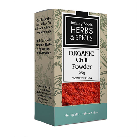 Chilli Powder Organic