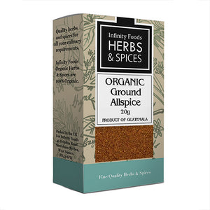 Ground Allspice Organic