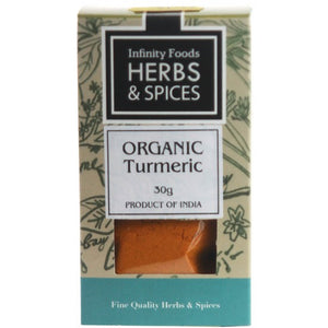 Ground Turmeric Organic