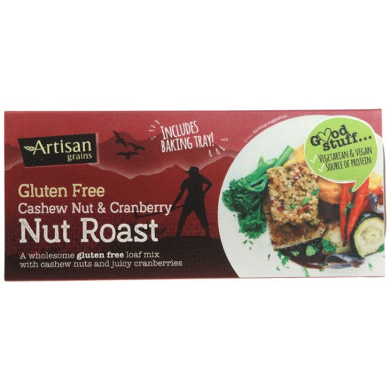 Nut Roast Cashew and Cranberry