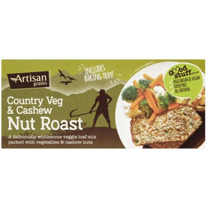 Nut Roast Country Vegetable and Cashew