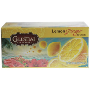 Lemon Zinger Tea Bags