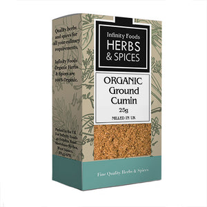 Cumin Ground organic