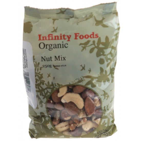 Whole Nut Mix Organic