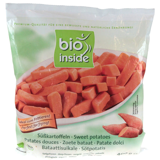 Frozen Sweet Potato Organic