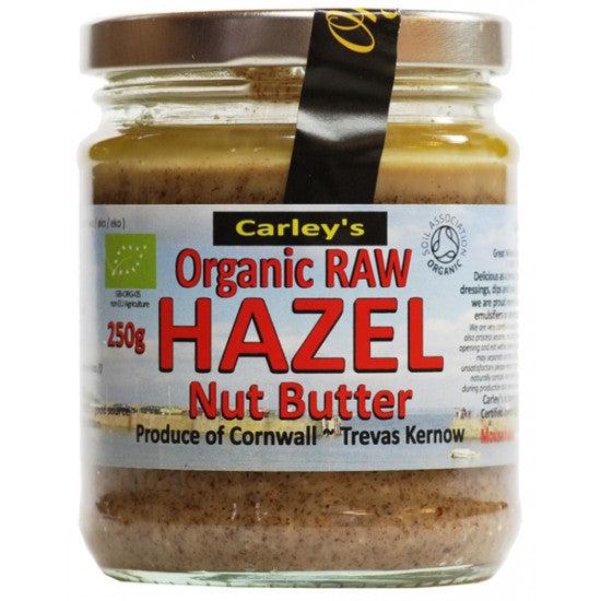Raw Hazel nut Butter Organic