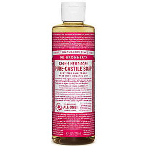 Rose Liquid Soap Organic