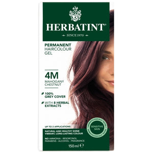 4M  Mahogany Chestnut  Hair Colour