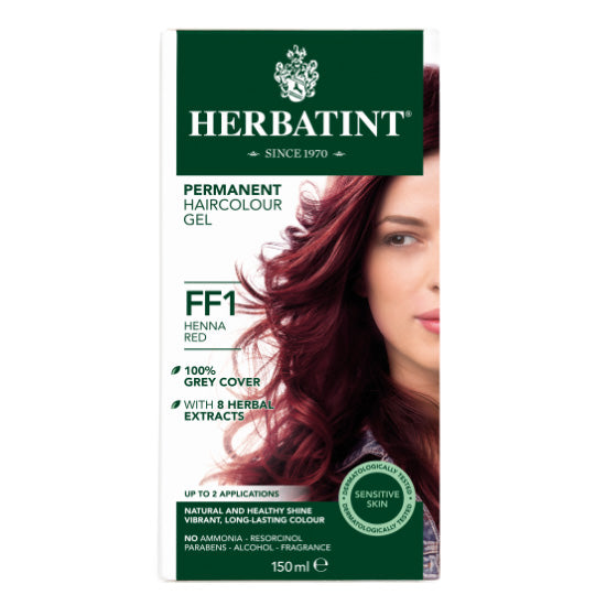 FF1  Henna Red  Hair Colour
