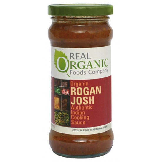 Rogan Josh Cooking Sauce Organic