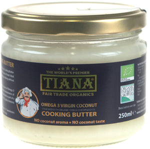 High Omega 3 Coconut Butter Organic