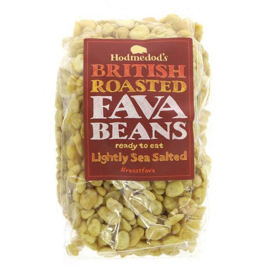 Roasted and lightly Salted Fava Beans