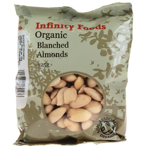 Blanched Almonds Organic