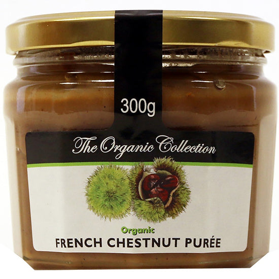 Chestnut Puree Organic