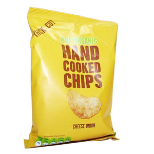 Cheese & Onion Crisps Organic