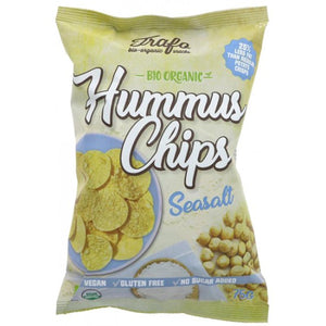 Hummus Chips  Sea Salt Organic