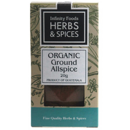 Allspice ground Organic