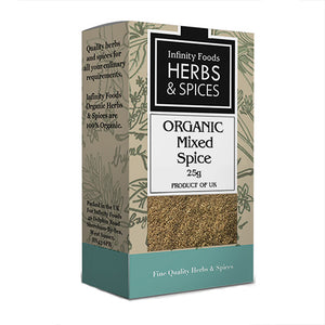 Mixed Spice Organic