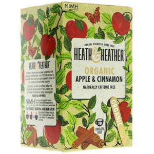 Apple & Cinnamon Tea Organic
