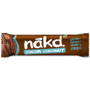Cocoa Coconut Bar