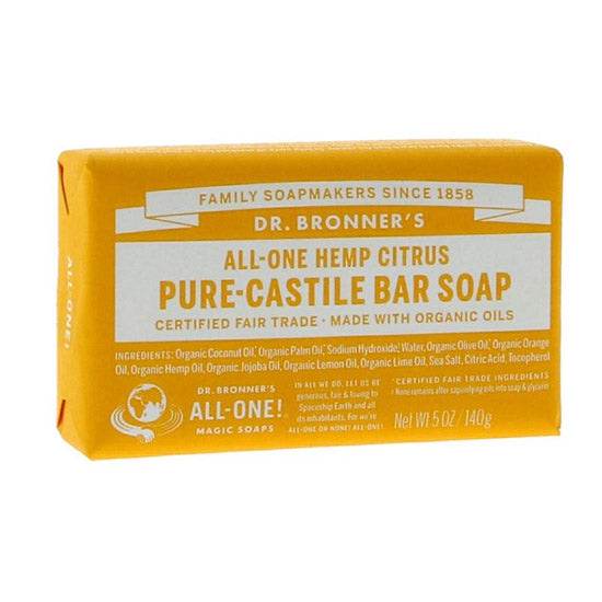 Citrus Soap Bar